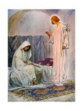 The Annunciation Giclee Print by William Henry Margetson