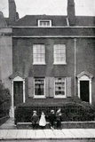 387, Commercial Road, Portsmouth, Hampshire, Birthplace of Charles Dickens on 7th February, 1812,… Photographic Print by  English Photographer