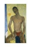 Melancholy Negro, 1936 Giclee Print by Glyn Warren Philpot