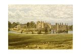 Leeds Castle Giclee Print by Alexander Francis Lydon