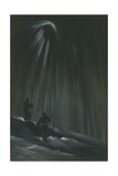 Aurora Australis, c.1901-04 Giclee Print by Edward Adrian Wilson