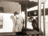 'In Berchtesgaden - the First Time', 1931 Papier Photo par  German photographer