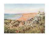 Seacoast, Selinunte Giclee Print by Alberto Pisa