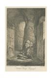 Entrance Passage, Kouyunjik Giclee Print by Solomon Caesar Malan