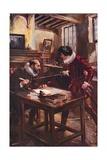 Seventeenth Century Adventure Giclee Print by Cyrus Cuneo