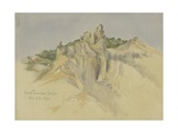 South Trinidad Island, One of the Tops, c.1901-04 Giclee Print by Edward Adrian Wilson
