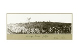 Orange Grove, Jaffa, December 1917 Giclee Print by Capt. Arthur Rhodes