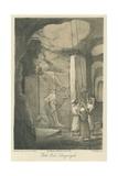 Fish God, Kouyunjik Giclee Print by Solomon Caesar Malan