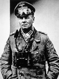 Field Marshal Erwin Rommel, Commander of Army B Group under Von Rundstedt Photographic Print by  German photographer