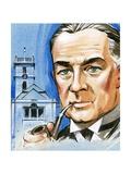 Stanley Baldwin Giclee Print by Angus Mcbride