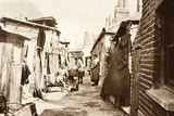 Slums, 1934 Photographic Print by  English Photographer