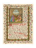 Christmas Giclee Print by E. Beatrice Coles