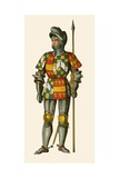 Earl of Warwick Giclee Print by Albert Kretschmer