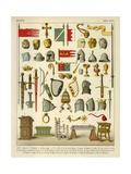 Mixed Articles 1200-1300 Giclee Print by Albert Kretschmer