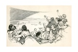 Spectacle in a Roman Circus Giclee Print by Angus Mcbride