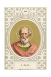 S Iulius Giclee Print by  European School