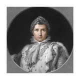 Napoleon Giclee Print by  English School