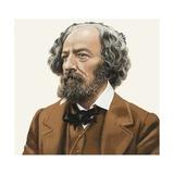 Tennyson Giclee Print by Kenneth John Petts