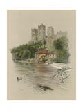 Durham Cathedral Giclee Print by Cecil Charles Windsor Aldin
