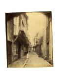 Beauvais - Impasse Beauregard, 1904 Giclee Print by Eugene Atget