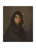 The Gypsy Girl, 1912 Giclee Print by Robert Henri