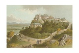 Stirling Castle Giclee Print by  English School