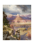 The Grand Canyon, 1909 Giclee Print by Thomas Moran