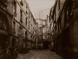 Cour Du Dragon, c.1915 Photographic Print by Eugene Atget