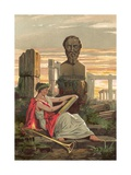 Herodotus Giclee Print by Jose Armet Portanell