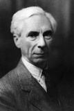 Bertrand Russell Photographic Print by  English Photographer