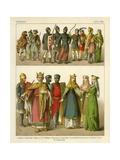 Norman 1000-1100 Giclee Print by Albert Kretschmer