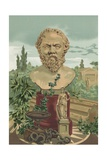 Socrates Giclee Print by  Spanish School