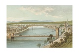 Inverness Giclee Print by  English School