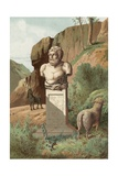 Aesop Giclee Print by Jose Armet Portanell