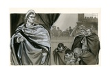The Emperor Diocletian Giclee Print by Angus Mcbride