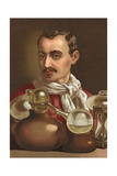 Jan Baptist Van Helmont Giclee Print by Josep or Jose Planella Coromina