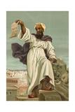 Muhammad Giclee Print by Josep or Jose Planella Coromina