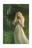 Ophelia, 1900 Giclee Print by Pascal Adolphe Jean Dagnan-Bouveret