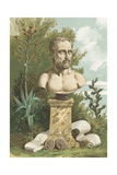 Pythagoras Giclee Print by Jose Armet Portanell