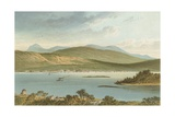 Loch Eil and Fort William Giclee Print by  English School