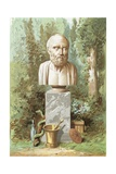 Hippocrates Giclee Print by Jose Armet Portanell