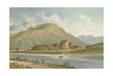 Inverlochy Castle Giclee Print by  English School