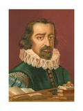 Sir Francis Bacon Giclee Print by Ricardo Marti