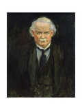 David Lloyd George, 1922 Giclee Print by Sir John Lavery