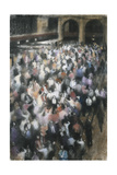 The Futures Market III, Royal Exchange, 1988 Giclee Print by Bill Jacklin