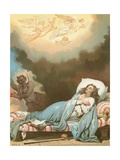 Christiana's Dream Giclee Print by Henry Courtney Selous