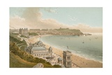 The South Bay - Scarborough Giclee Print by  English School