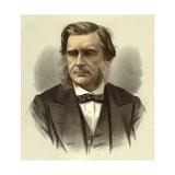 Thomas Henry Huxley Giclee Print by  English School