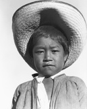 "Son of a Campesino, a Proud Little ""Agrarista"", State of Veracruz, Mexico, 1927 Photographic Print by Tina Modotti"