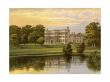 Astley Hall Giclee Print by Alexander Francis Lydon